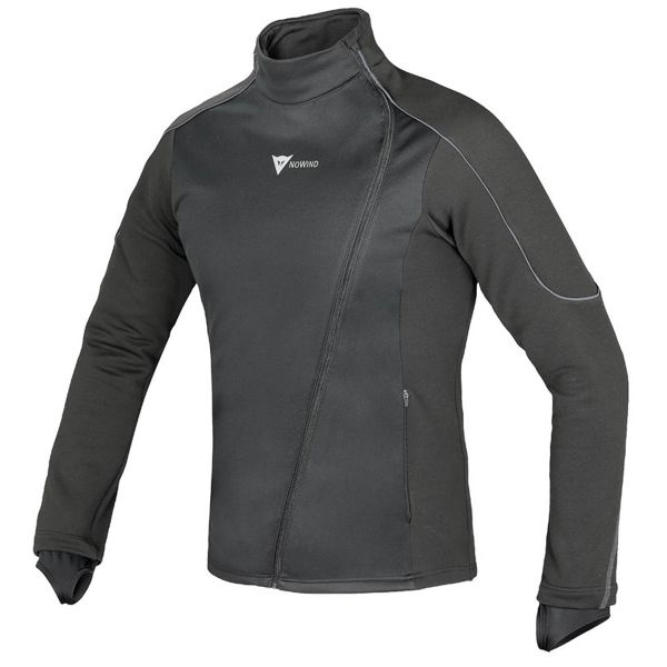 Maillot Froid Dainese D-Mantle Fleece WS Black
