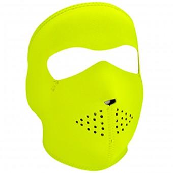 Masque Zanheadgear Hi Vision Jaune