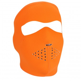 Masque Zanheadgear Hi Vision Orange