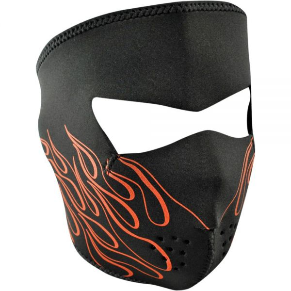 Masque Zanheadgear Orange Flame