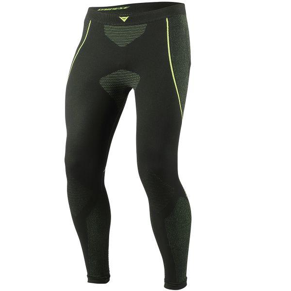 Pantalon Froid Dainese D-Core Dry Pant LL Black Neon Yellow