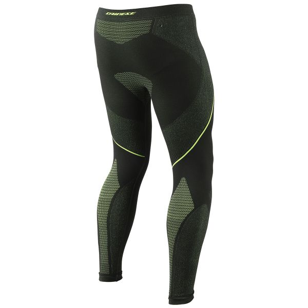 Dainese D-Core Dry Pant LL Black Neon Yellow