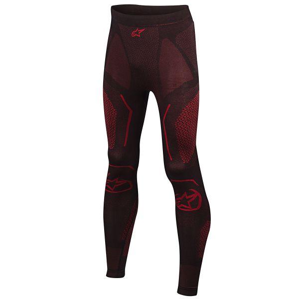 Pantalon Froid Alpinestars Ride Tech Bottom Summer Black Red