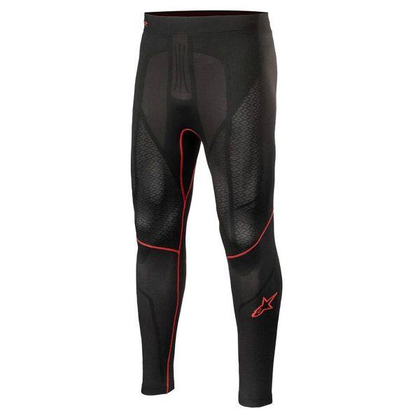 Pantalon Froid Alpinestars Ride Tech V2 Bottom Summer Black Red