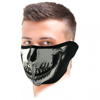 Tours De Cou Moto Zanheadgear Skull Face