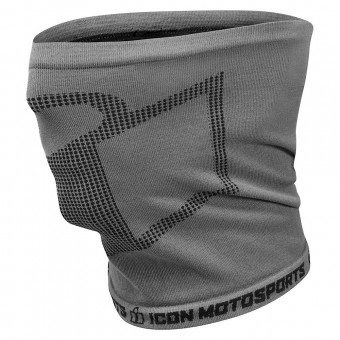 Tours De Cou Moto ICON Performance Neck Tube Charcoal