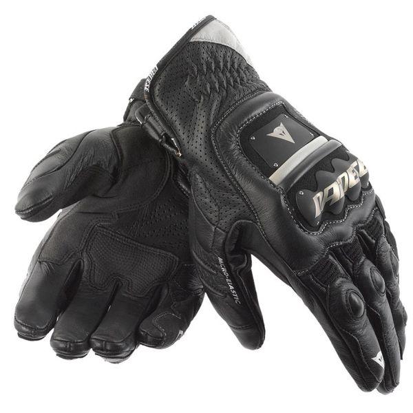 Gants Moto Dainese 4 Stroke Evo Black