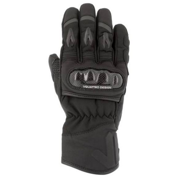 Gants Moto V'Quattro Arlington Black