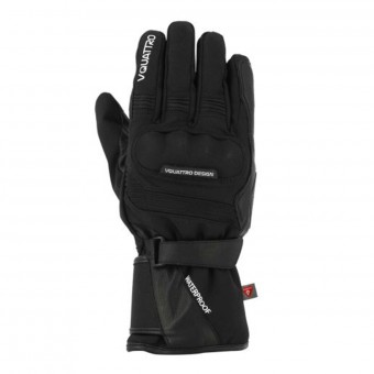 Gants Moto V'Quattro Carter 17 Black