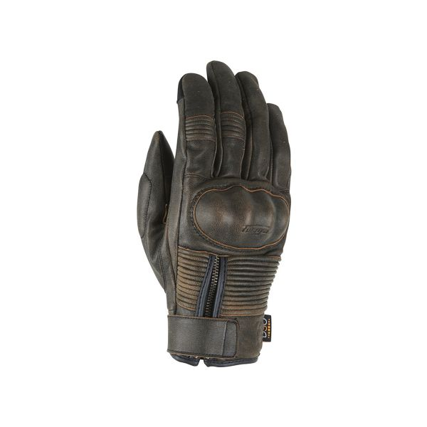 Gants Moto Furygan James D3O All Season Brown Rusted