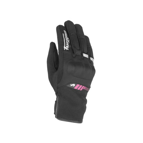 Gants Moto Furygan Jet All Season Kid Black Pink