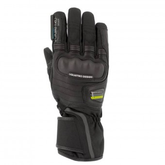 Gants Moto V'Quattro Mugello Black