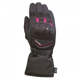 Gants Moto Ixon Pro Arrow Lady Black Fuschia