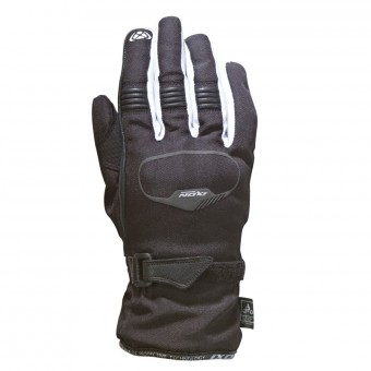 Gants Moto Ixon Pro Rush Kid Black White