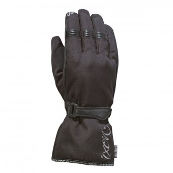 Gants Moto Ixon Pro Rush Lady Black Silver