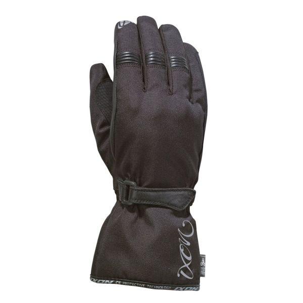 Gants Moto Ixon Pro Rush Lady Black Silver