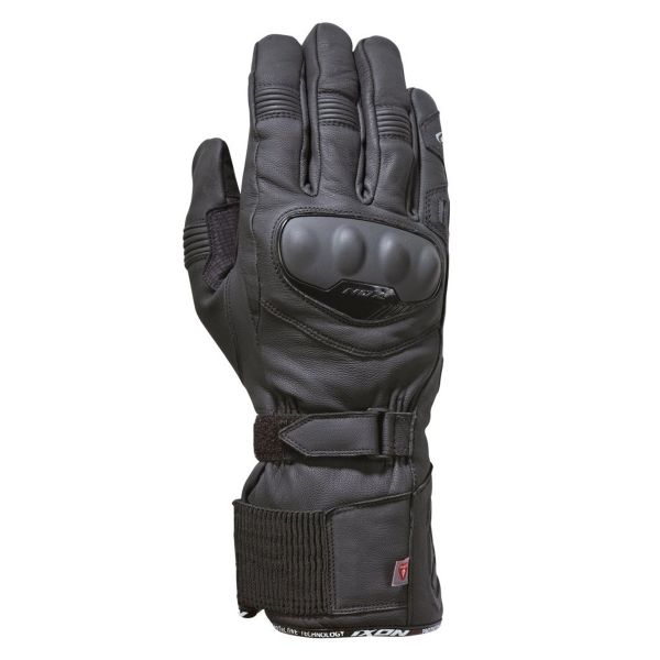Gants Moto Ixon Pro Shift Black