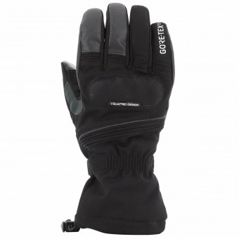 Gants Moto V'Quattro Runner 17 Gore-Tex Black