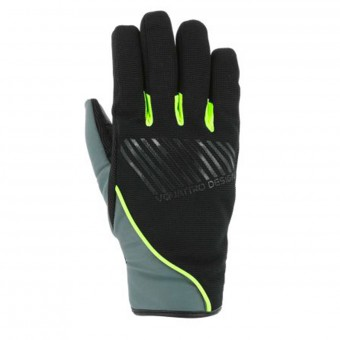 Gants Moto V'Quattro Section 17 Black Visio