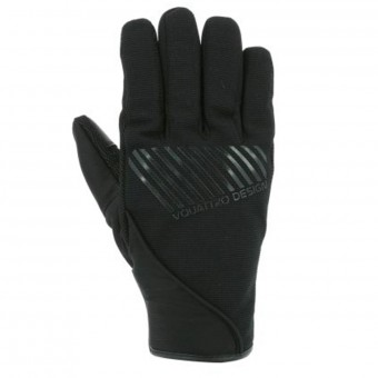 Gants Moto V'Quattro Section 17 Black