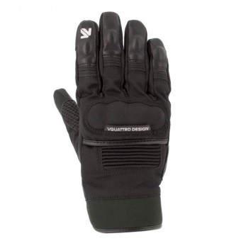 Gants Moto V'Quattro Tracker Black