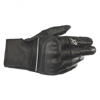 Gants Moto Alpinestars Axis Leather Black