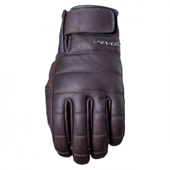 Gants Moto Five California Brown
