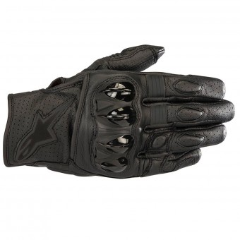 Gants Moto Alpinestars Celer V2 Leather Black Black