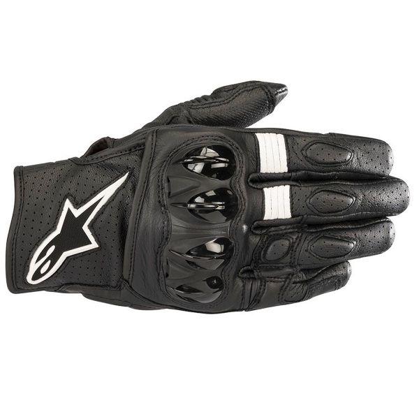 Gants Moto Alpinestars Celer V2 Leather Black