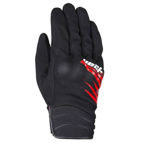 gants moto furygan cloud black red au meilleur prix. Black Bedroom Furniture Sets. Home Design Ideas