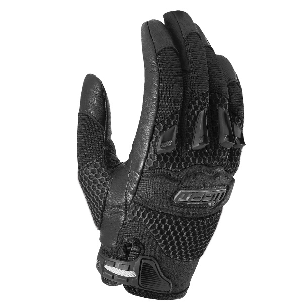 Gants Moto ICON Twenty-Niner Black Woman