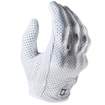 Gants Moto ICON Pursuit White Mesh Woman