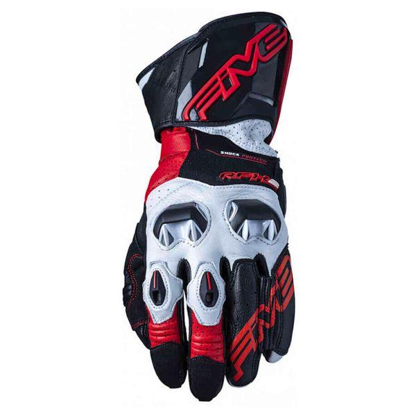 Gants Moto Five RFX2 20 Black Red