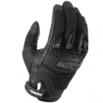 Gants Moto ICON Twenty-Niner Black