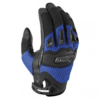 Gants Moto ICON Twenty-Niner Blue
