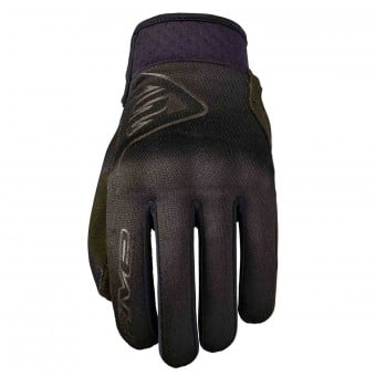 Gants Moto Five Globe Woman Noir