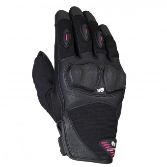 Gants Moto Furygan Graphic Evo 2 Lady Black