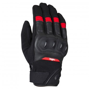 Gants Moto Furygan Low Black Red