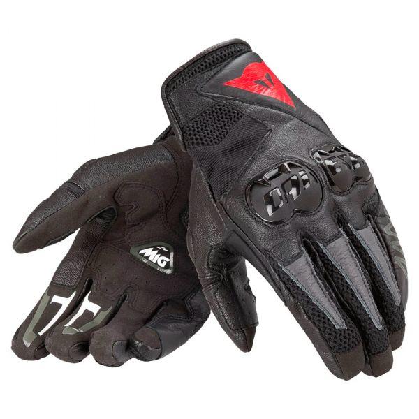 Gants Moto Dainese Mig C2 Black