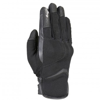 Gants Moto Furygan Oksi D3O Black