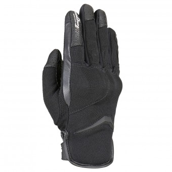 Gants Moto Furygan Oksi Lady D3O Black