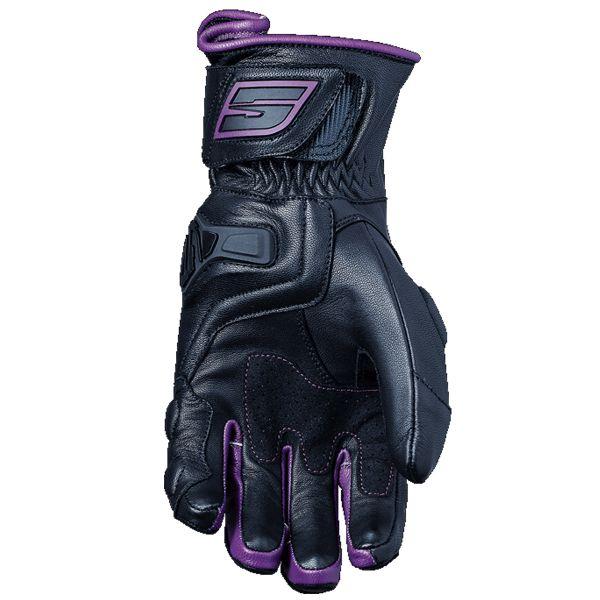 Five RFX4 Femme Noir Violet