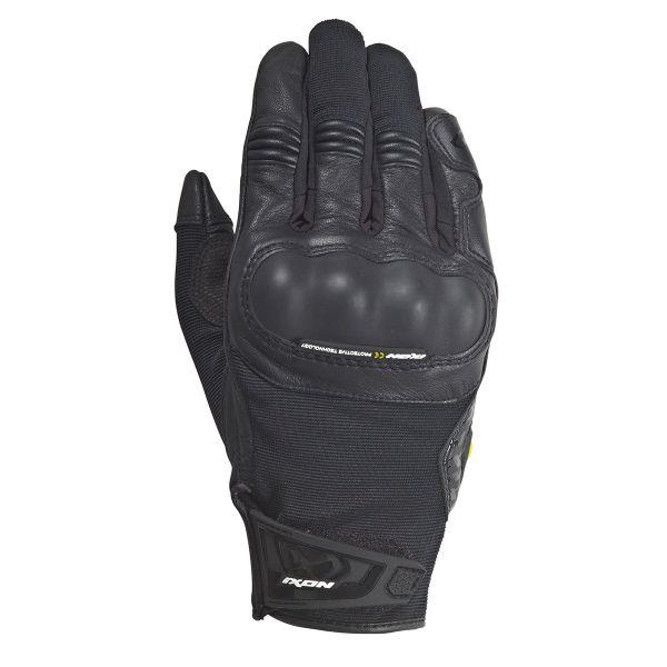Gants Moto Ixon RS Grip 2 Noir