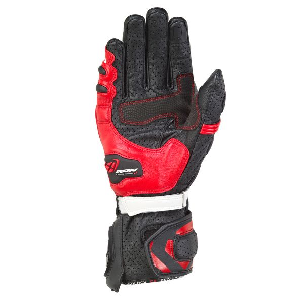 Ixon RS Tempo Air Noir Rouge