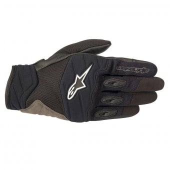 Gants Moto Alpinestars Shore Black