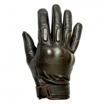 Gants Moto Helstons Side Marron