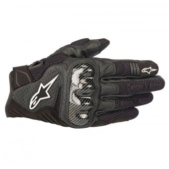 Gants Moto Alpinestars SMX-1 Air V2 Black
