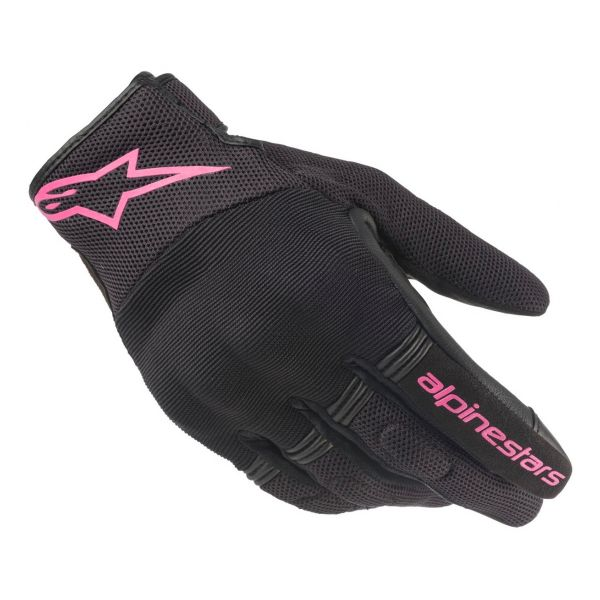 Gants Moto Alpinestars Stella Copper Glove Black Fuchsia
