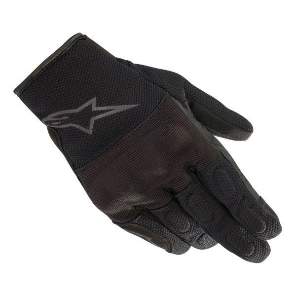 Gants Moto Alpinestars Stella S Max Drystar Black Anthracite
