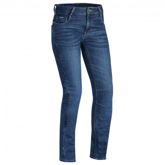 Jeans Moto Ixon Cathelyn Blue